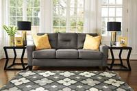 Hugo Queen Sofa Bed Grey