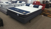 Symington Euro Top Mattress by Serta