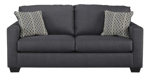 Bon Avery Double Sofa Bed Grey