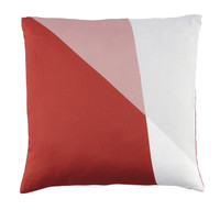 Glendive Red Cushion