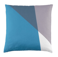 Glendive Blue Cushion