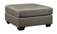 Grover Oversized Ottoman Cashmere