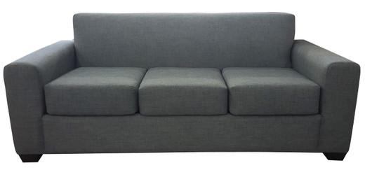 Nora Grey Fabric Sofa