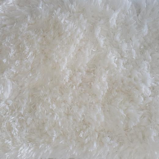 Alize Shag Rug White 5x8