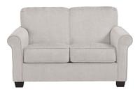 Orbit twin sofa bed with memory foam mattress