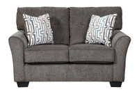 Elroy Loveseat Grey