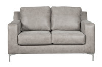 Elzie Loveseat Grey