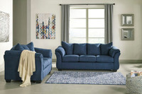 Madison Sofa & Love Seat