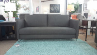 Tegan Grey Fabric Sofa