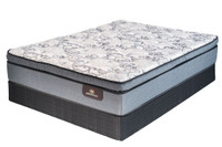 Perfect Sleeper Viscount King Pillowtop Firm Mattress by Serta