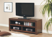 Alexis Entertainment Unit Walnut