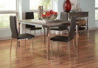 Aldridge 5pc Counter Height Dining Set