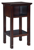 Marnville Side Table Brown