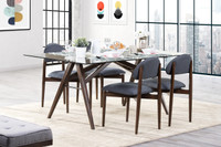 Orlando Dining Chair Blue