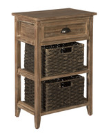 Oslember Accent Table Brown