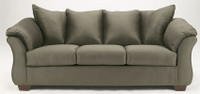 Madison Fabric Sofa Sage