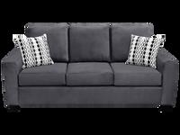 Nordel Sofa Pebble