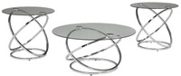 Hollynyx Coffee Table Set of 3
