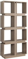 Cruz Bookshelf Taupe