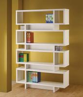 Ethan Bookshelf White