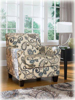Scala Fabric Accent Chair