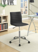 Zachary Swivel Office Chair Black