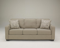 Perez Queen Sofa Bed Beige