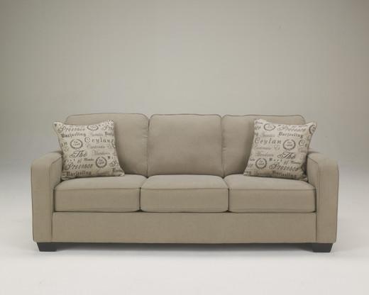 Perez Queen Sofa Bed Beige