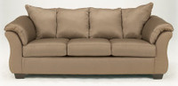 Madison Double Sofa Bed Mocha