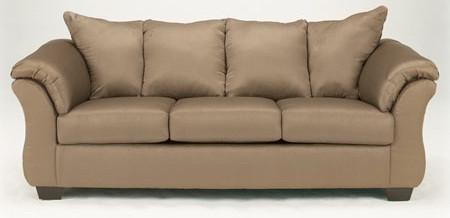 Madison Double Sofa Bed Mocha
