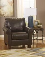 Acorn chair brown