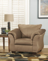 Madison Fabric Chair Mocha
