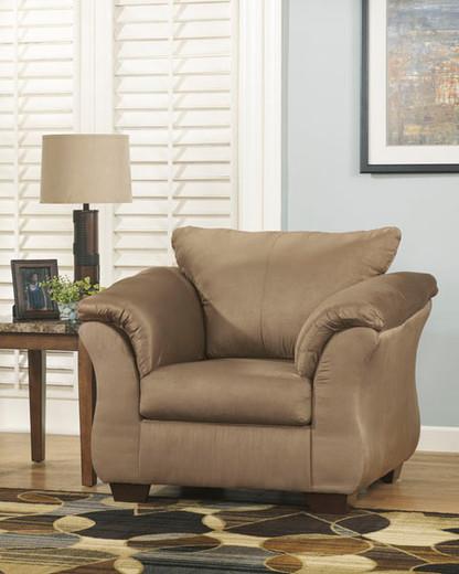 Madison Fabric Chair Mocha