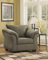 Madison Fabric Chair Sage