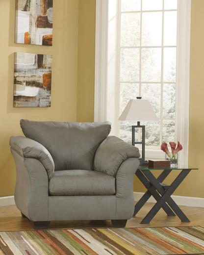 Madison Fabric Chair grey