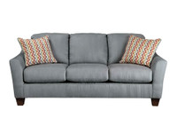 Aldo sofa or couch blue