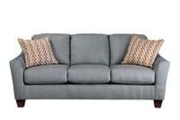 Aldo Queen Sofa Bed Blue