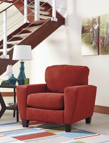 York Teal Fabric Chair