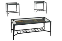 Abby Coffee Table Set of 3 (Abby Coffee Table Set of 3)
