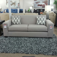 Nora Fabric Sofa Oyster