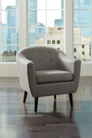 Jude Chair Beige Fabric