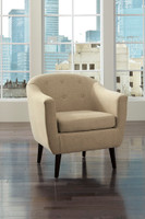 Jude Chair Grey Fabric