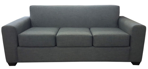 Nora Charcoal Grey sofa bed