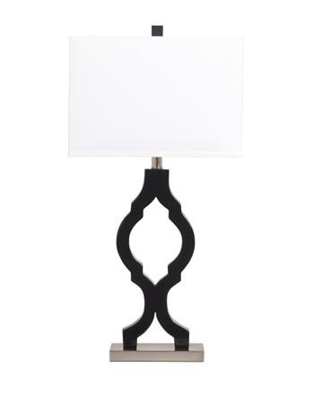 Rosetta Lamp Set