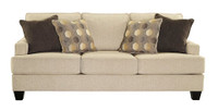 Theo Queen Sofa bed Beige