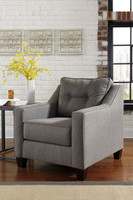 Hudson Chair Grey
