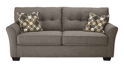 Jarvis Double Sofa Bed Grey
