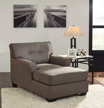 Jarvis Chaise Grey
