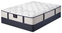 Perfect Sleeper Cassell King Firm Mattress By Serta