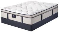 Perfect Sleeper Matthewson King Pillow Top Firm Mattress by Serta